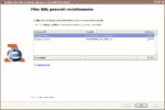 Pubblica files XML - Risultato